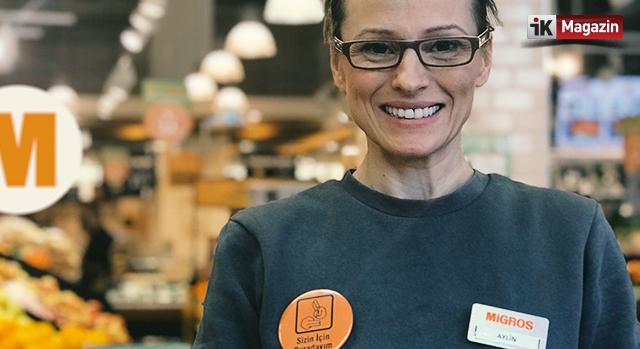 Migros Engelsiz Mağazalarında İşaret Dili Bilen Çalışanlar