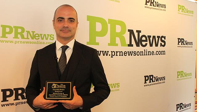 KEDS Academy PRNews Ödülleri'nden Ödülle Döndü