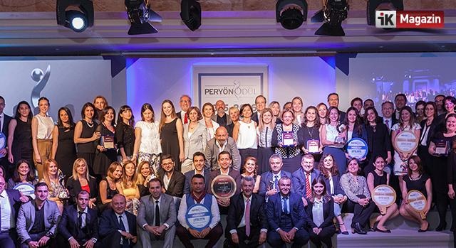 Peryön İnsan Yönetimi Ödülleri Yeni Adıyla Sahnede