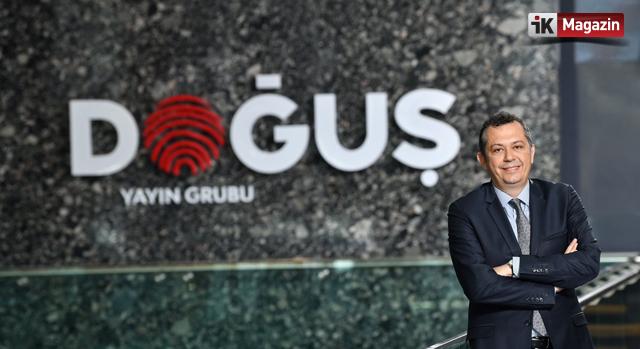 Doğuş Yayın Grubu'na İnsan Kaynakları Grup Başkanı Atandı