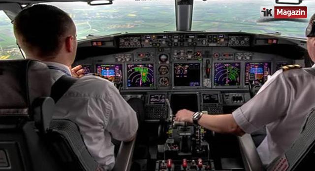 Yıllık 320 bin Dolar Maaşla Pilot Arıyor