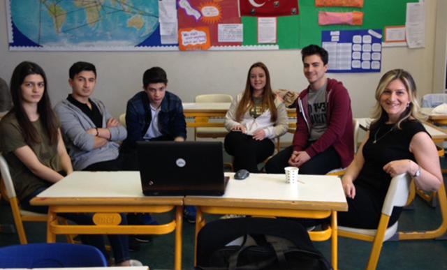 Ekol Lojistik Lise Öğrencileri İle Buluştu