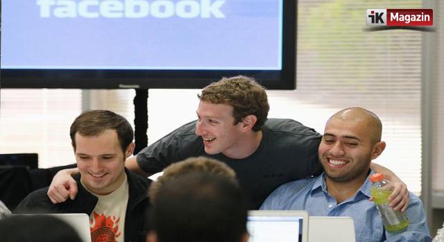Facebook Çalışanları Yılda Ortalama 240 Bin Dolar Kazanıyor