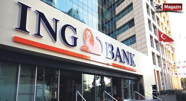 ING Bank Türkiye'den Yurtdışına Üst Düzey Yönetici Transferi