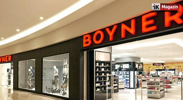 Boyner'de Üst Düzey Değişiklik