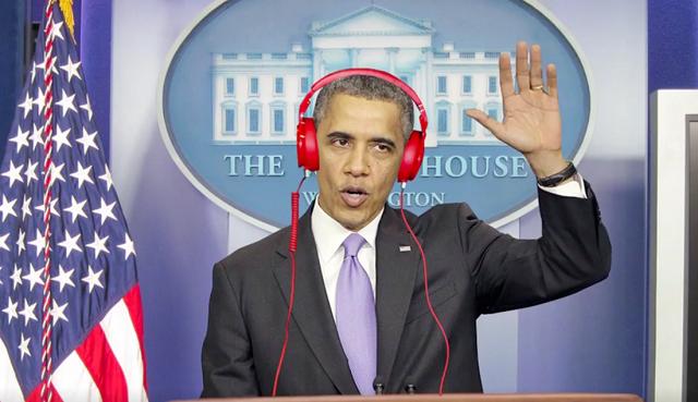 Spotify'dan Obama'ya Özel İş İlanı