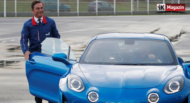 Renault CEO Arıyor