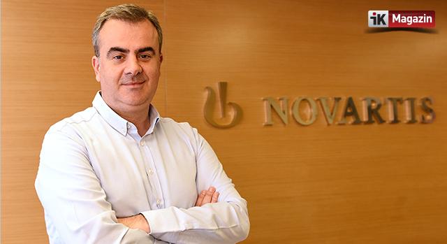 Novartis Rusya'ya İnsan Kaynakları Direktörü Atandı