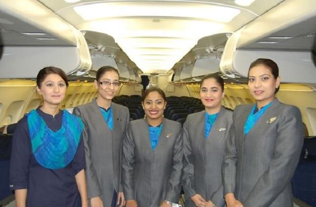 Pakistan Havayolları'ndan Çalışanlarına Kilo Verin Uyarısı