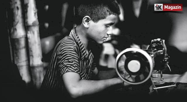 23 Nisan Yaklaşırken Çocuk İşçiler