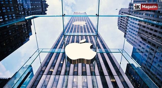 Eski Çalışan Apple'dan Belge Çaldı