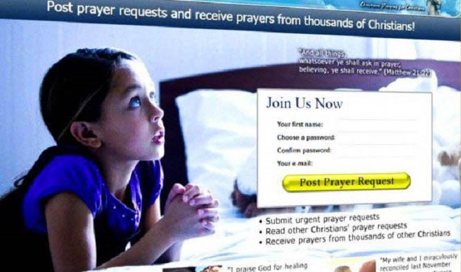 Açtığı Online Dua Sitesinden 7 Milyon Dolar Kazandı