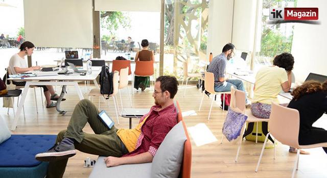 Açık Ofisler Çalışanları Mutlu Ediyor