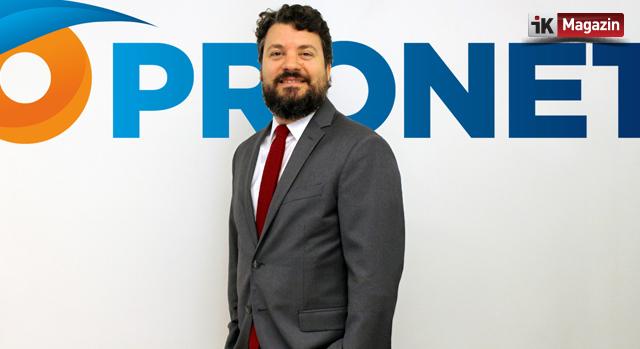 Pronet Finans Birimine Atama