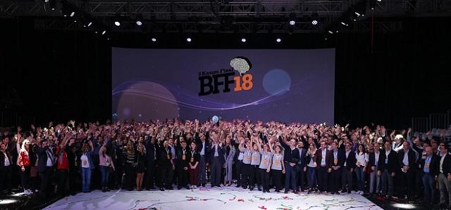 Anadolu Grubu'da 2018'in En İyi Projeleri Ödüllerini Aldı