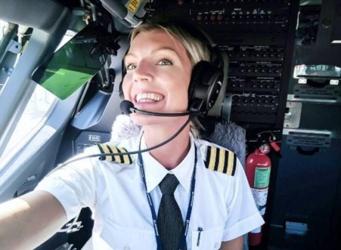 İsveçli Pilottan Instagram Paylaşımları