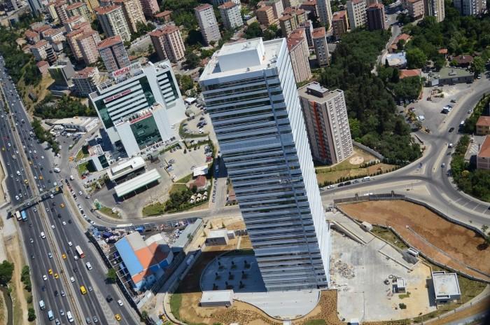 İstanbul'un En İyi 20 Ofis Binası