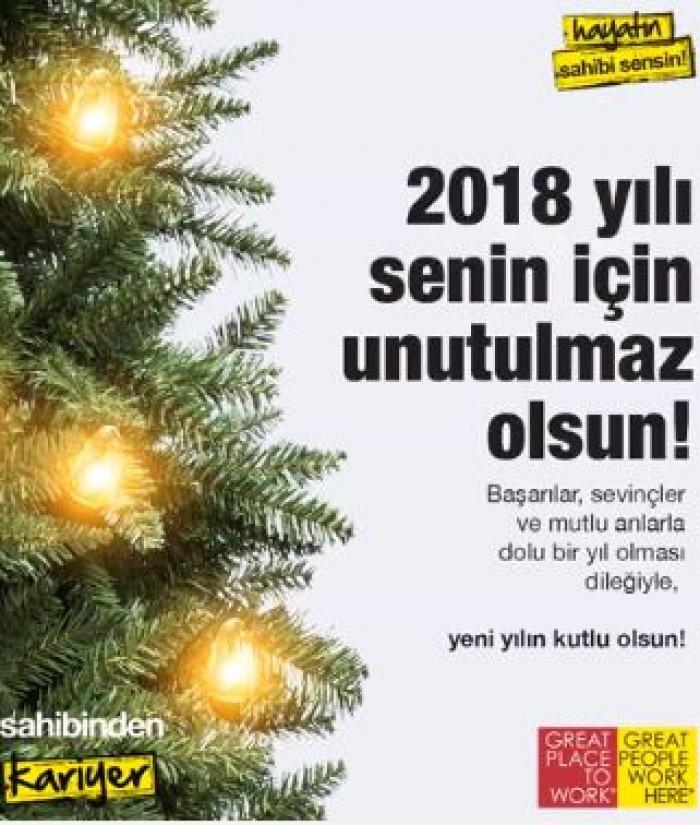 Şirketlerin Yeni Yıl Mesajları
