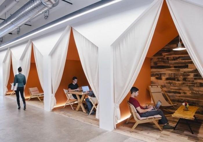 Çılgın Ofis Tasarımları