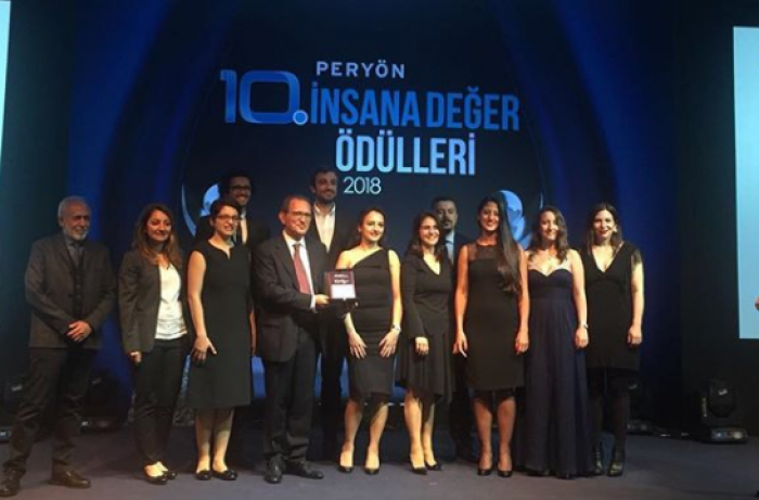 Peryön İnsana Değer Ödülleri 2018 Gala Gecesi