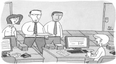 İş Hayatını En İyi Anlatan Karikatürler
