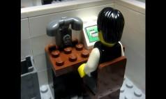 Lego Dünyası'nda Ofis Hayatı