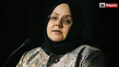Photo of Yeni Çalışma Bakanı Zehra Zümrüt Selçuk Oldu