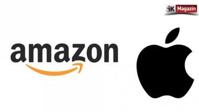 Photo of Apple ve Amazon Düşüşe Geçti